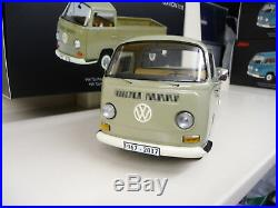 118 Schuco VW T2 Pick Up 1967 Limited Edition 500 pieces NEW FREE SHIPPING