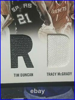 /125 Kevin Durant Blake Griffin Tim Duncan Dirk Nowitzki Mcgrady Panini Non Auto