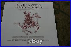 1987 Limited Edition Bev Doolittle Guardian Spirits Matched # 2 piece set
