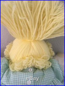 1999 Limited Edition Blue Creek Preemie Cabbage Patch Kid from Xavier Roberts