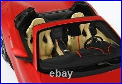 1/18 Ferrari 812 GTS Matt Red F2007B with Display Ltd 20 Pieces P18184I
