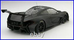 1/18 McLaren P1 GTR 2015 Test Car Matt Black Ltd 500 Pieces TSM161802R
