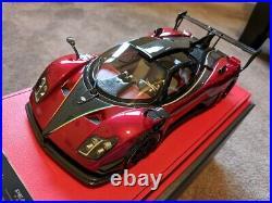 1/18 Peako Pagani Zonda LM Metallic Red limited 30 pieces RARE