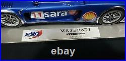 2007 Maserati MC12 race car #11 FIA GT BBR 118 Limited to 250 pieces rare P1807