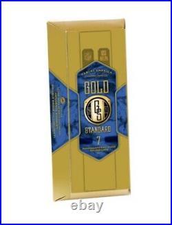 2021 Panini Gold Standard Football- Lawrence, Fields. (1) New Sealed Hobby Box