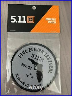 5.11 Tactical Tampa Florida Store Grand Opening Patch RARE- LIMITED EDITION