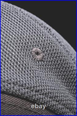 ARCTERYX LEAF BAC Cap 9998 FlexFit Tactical Hat VeIcro Bird Patch Wolf Gray S M