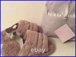 ARIANA GRANDE Ultimate 5-Piece Fan Pack LIMITED EDITION Slippers, Bag, Light++++++