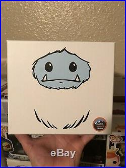 Abominable Toys Founders Chomp Limited Edition 125 Pieces