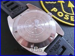 Aquadive Poseidon GMT Limited Edition 1000m 300 pieces worldwide