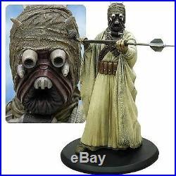 Attakus Star Wars Tusken Raider Statue Limited Edition 1372/1500 Display Piece