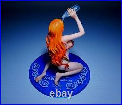 Authentic Megahouse One Piece P. O. P Nami ver. BB 03 Figure LIMITED EDITION