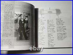 Avril Lavigne Let Go New Zealand CD Note book MEGA RARE fall to pieces push