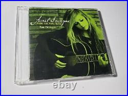 Avril Lavigne Wish You Were Here USA Ltd Edition Cd Single-fall to pieces let go