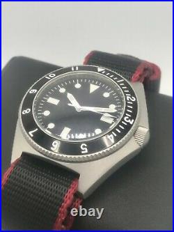 BENRUS Type I Limited Edition Military Surface 42.5mm Automatic 1000 Pieces 300m