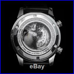 Balticus Men's Automatic Watch with Date The Wave Limited Edition of 100 pieces