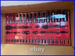 Brand New In Box Jesse James Mac Tools 210 Piece Limited Edition Socket Set Rare