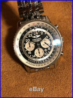 Breitling Navitimer Cosmonaute A22322 Limited Edition of 1000 Pieces Full Set