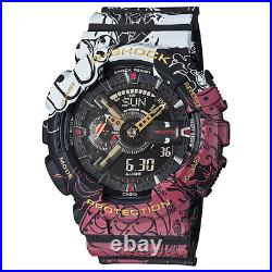 CASIO G-SHOCK x One Piece Wrist Watch Model GA-110JOP-1A4JR Limited Edition 2020