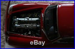 CMC Aston Martin DB4 Zagato in Red LTD to 1000 pieces 1/18