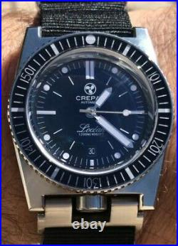 CREPAS Lòcéan Diver 1200M Limited Edition 313 pieces SOLD OUT inspired to ZRC