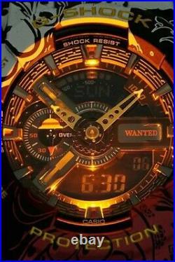 Casio G-Shock GA-110JOP-1A4 One piece Brand New Rare