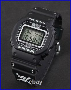 Casio G-Shock ONE PIECE MUGIWARA PIRATES DW-5600VT Japan Brand New
