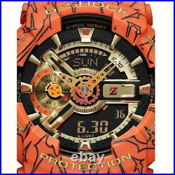 Casio G-Shock x One Piece Dragon Ball Z Men's GA110JDB-1A4 Limited Edition Wa