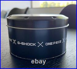 Casio G-shock ONE PIECE GA-110JOP1A4 Limited Edition Brand New