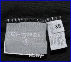 Chanel Most Wanted Iconic Vintage CC Logo Cropped Top, 36/38, Collector's Piece