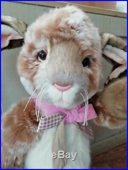 Charlie Bears Malibu, Rabbit, Limited Edition 1000 Pieces Worldwide