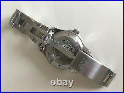 Christopher Ward C60 Trident Pro 600 COSC 100 Piece LE Plus New Strap & Bracelet