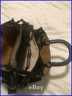 Coach 1941 Black Varsity Patch Rogue 57231 Limited Edition Only One On Ebay