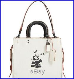 Coach 1941 Rogue Felix The Cat laughing LIMITED ED. Collector piece 58436 NEW