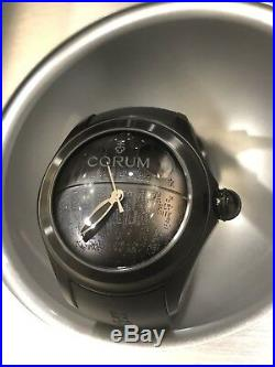 Corum Bubble 47 Death Star LIMITED EDITION 88 pieces! Star Wars! NEW! Stunning