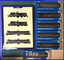 Dapol HST Class 43 Book Set Grand Central ND-122E. Complete 10 Piece Set