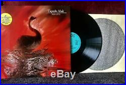 Depeche Mode Speak & Spell Limited Edition 12 Vinyl / with Iron-On-Patch