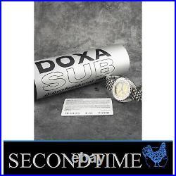 Doxa SUB 300T Professional Divingstar 43mm Poseidon Special Edition 500 Pieces
