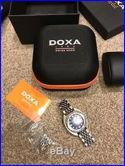 Doxa Sub 1200T Caribbean 1200 Piece Limited Edition