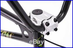 Eastern Commando 24 LTD Bicycle Freestyle Bike 3 Piece Crank Black 2020 NEW