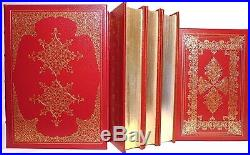 Easton Press Leather Book Collection Lot Ltd, 1st, Signed Ed.'s 86 pieces
