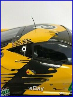 Ferrari 458 Italia Gt2 Gte Pro 24h Lemans 2012 Team 118 Scale Only 100 Pieces