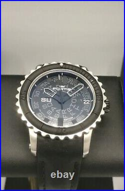 Fortis B-42 Big Black Limited Edition 49mm Swiss Automatic 2012 Pieces 200m
