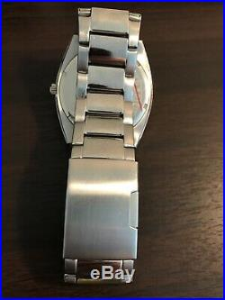 Fossil Superman Returns Watch (#ll1050) Htf Limited To 500 Pieces Cib