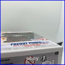 Freddy Funko as Jollibee 2021 Box Of Fun Limited Edition 3000 Piece With Protector
