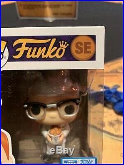 Funko Fundays 2019 Colonel Sanders Freddy Funko Limited Edition 450 Pieces