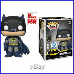 Funko Pop! Heroes 1966 Batman 18 Shop Exclusive Limited Edition 700 Pieces