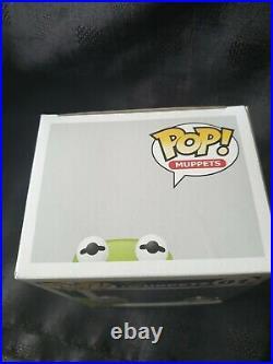 Funko Pop! Muppets! Kermit #01 Metallic SDCC 2013 Limited Edition 480 pieces