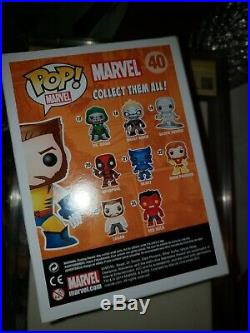 Funko Pop, Unmasked Wolverine, Toytastik Exclusive, LTD to 1500 Pieces