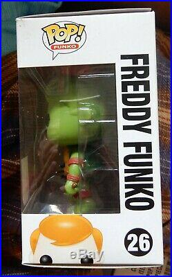 Funko Raphael Freddy 300 piece limited edition from SDCC 2014 made TMNT turtle